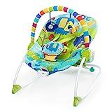 Bright Starts, Wippe für Babys und Kleinkinder, Peek-a-Zoo