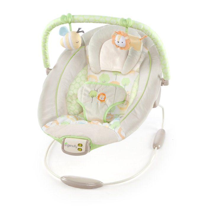 Ingenuity Cradling Bouncer - Babywippe
